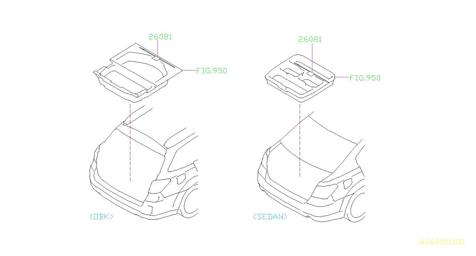 2014 Subaru Outback Tool Electric Parking Brake  Tool Epb  System  Suspension  Brakes