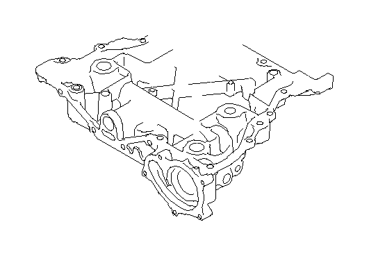 subaru wrx bolt-socket  pan  oil  engine  cooling