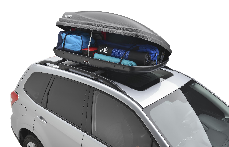 2016 subaru crosstrek roof cargo carrier provides side. Black Bedroom Furniture Sets. Home Design Ideas