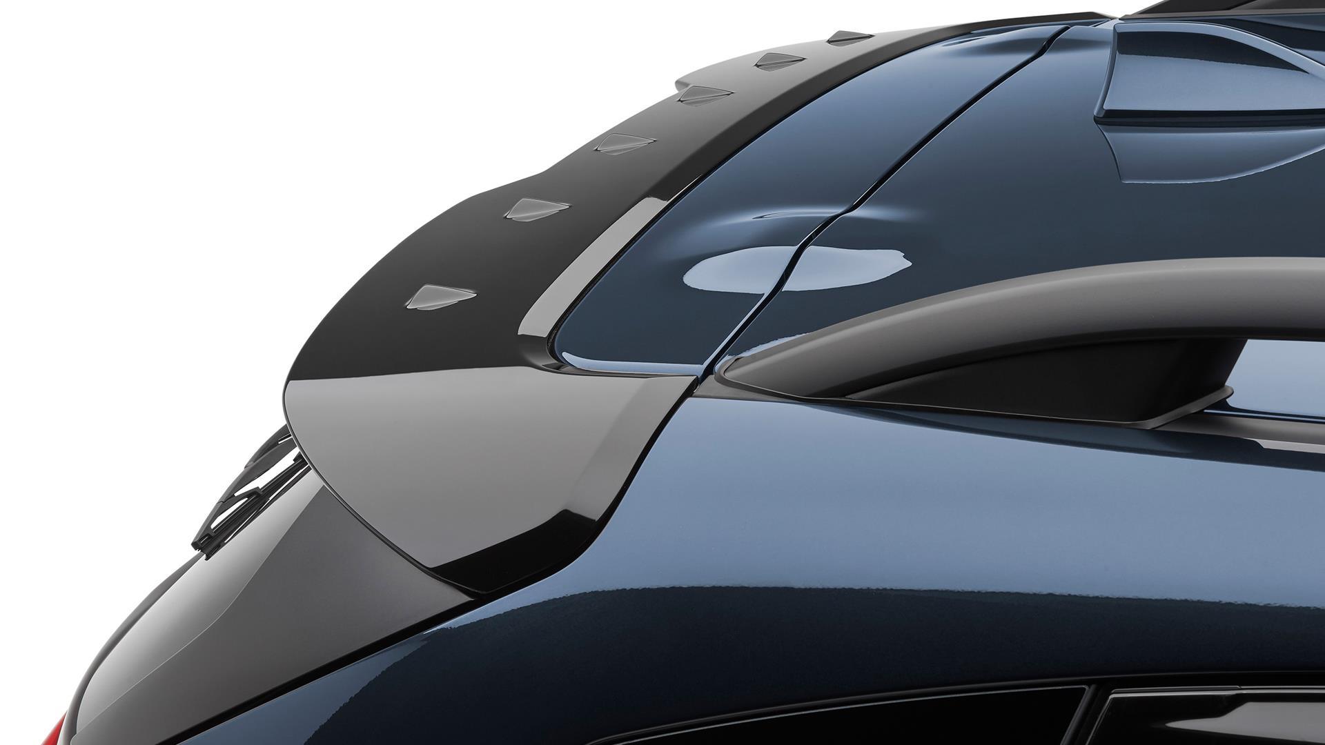 Subaru Crosstrek Sti Roof Spoiler E7210fl100 Kirby